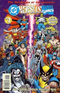 DC Vs Marvel 1
